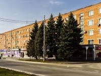Maikop, st Deputatskaya, house 14. Apartment house