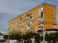 Maikop, st Deputatskaya, house 16. Apartment house