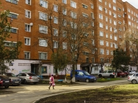 Майкоп, улица Депутатская, дом 16. многоквартирный дом