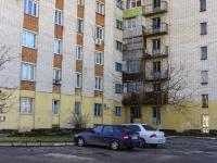 Майкоп, улица Димитрова, дом 16. многоквартирный дом