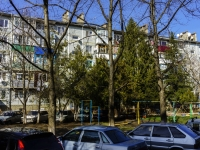 Maikop, Svobody st, house 413Б. Apartment house