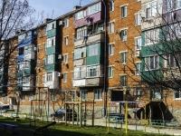 Майкоп, улица Свободы, дом 417Б. многоквартирный дом