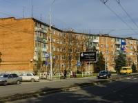 Maikop, st Chkalov, house 73. Apartment house