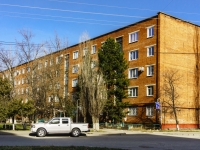 Maikop, st Yunnatov, house 2. Apartment house