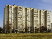 Maikop, Yunnatov st, house 2Е. Apartment house