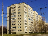 Maikop, st Yunnatov, house 5/1. Apartment house