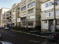 Maikop, Yunnatov st, house 5/2. Apartment house