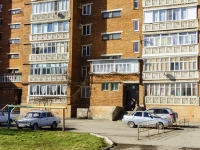 Maikop, Yunnatov st, house 22. Apartment house