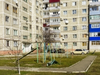 Maikop, Yunnatov st, house 24. Apartment house