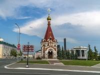 , Sovetskaya st, 房屋34 с.1