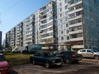 Казань, улица Северополюсная, дом 30. многоквартирный дом