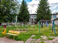 Казань, улица Молодёжная, дом 6А. детский сад №308