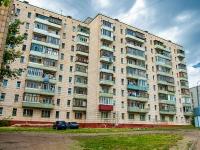 Казань, улица Молодёжная, дом 14Б. многоквартирный дом