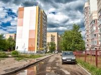 Казань, улица Молодёжная, дом 3. многоквартирный дом