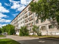 Казань, улица Молодёжная, дом 6. многоквартирный дом