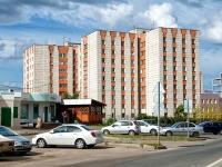 Казань, улица Кул Гали, дом 12. общежитие