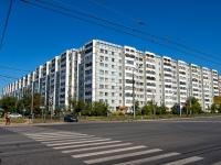 Казань, улица Кул Гали, дом 9. многоквартирный дом