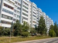 Казань, улица Кул Гали, дом 11/52Б. многоквартирный дом