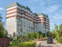 Казань, улица Кул Гали, дом 2. многоквартирный дом