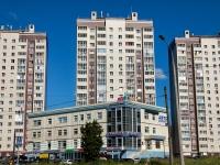 Казань, улица Комиссара Габишева, дом 6. многоквартирный дом