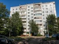 Казань, улица Комиссара Габишева, дом 17. многоквартирный дом