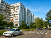 Казань, улица Комиссара Габишева, дом 19. многоквартирный дом