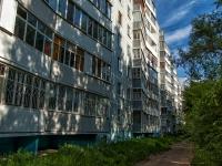 Казань, улица Комиссара Габишева, дом 19А. многоквартирный дом