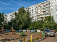 Казань, улица Комиссара Габишева, дом 19Б. многоквартирный дом