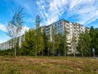 Казань, улица Комиссара Габишева, дом 21. многоквартирный дом
