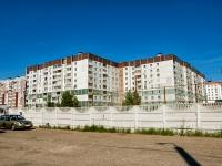 Казань, улица Академика Завойского, дом 3. многоквартирный дом
