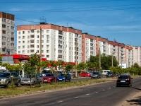 Казань, улица Академика Завойского, дом 5. многоквартирный дом
