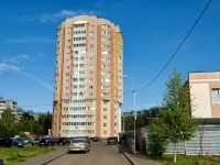 Казань, улица Академика Завойского, дом 6. многоквартирный дом