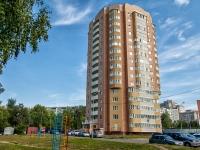 Казань, улица Академика Завойского, дом 4. многоквартирный дом