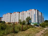 Казань, улица Академика Завойского, дом 13. многоквартирный дом