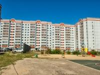 Казань, улица Академика Завойского, дом 17. многоквартирный дом