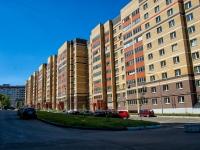 Казань, улица Академика Завойского, дом 17А. многоквартирный дом