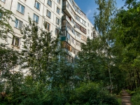 Казань, улица Академика Завойского, дом 16. многоквартирный дом