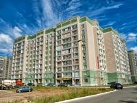 Казань, улица Салиха Батыева, дом 1. многоквартирный дом