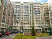 Казань, улица Салиха Батыева, дом 5. многоквартирный дом