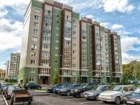 Казань, улица Салиха Батыева, дом 7. многоквартирный дом