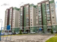 Казань, улица Салиха Батыева, дом 9. многоквартирный дом