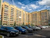 Казань, улица Салиха Батыева, дом 11. многоквартирный дом