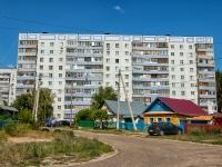 Казань, улица Выборгская, дом 3. многоквартирный дом