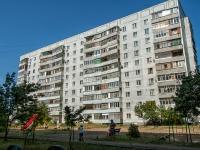 Казань, улица Выборгская, дом 4. многоквартирный дом
