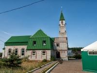 Казань, улица Ютазинская, дом 8А к.1. мечеть Сулейман