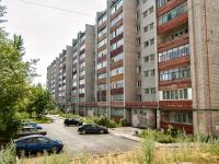 Казань, улица Ютазинская, дом 16. многоквартирный дом