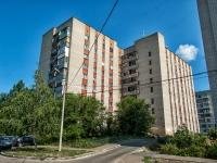 Казань, улица Ютазинская, дом 18. многоквартирный дом