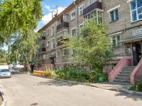 Казань, улица Рахимова, дом 19. многоквартирный дом