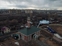 Казань, улица Дачная (Аметьево), дом 3А. мечеть