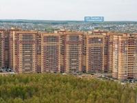 Казань, улица Тыныч, дом 3. многоквартирный дом